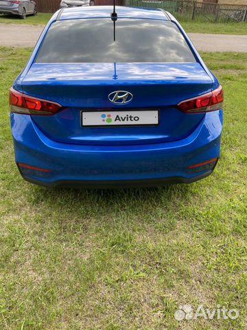 Hyundai Solaris, 2017 89641573010 купить 6