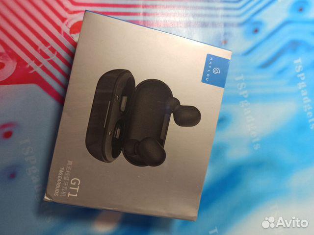 Беспроводные наушники Xiaomi Haoloy GT1  89842824453 купить 5