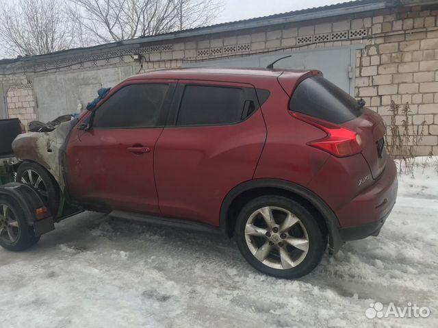 Nissan Juke, 2011  89124435777 купить 6