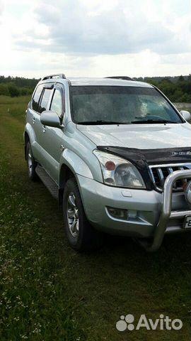 Toyota Land Cruiser Prado, 2004  купить 8