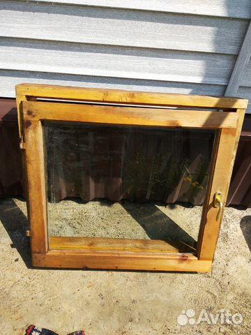 Рама деревянная остеклена в коробе 89515859780 купить 1