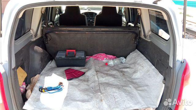 Toyota Probox, 2008 купить 8