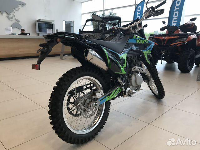 Мотоцикл kayo T2 250 enduro 21/18 88792225000 купить 4