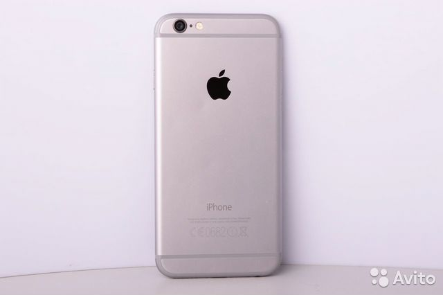 Телефон Apple iPhone 6 64 Gb Space Grey  88005554735 купить 3