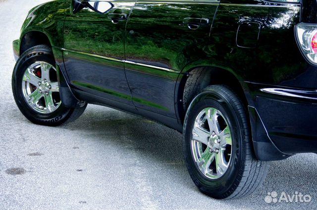 Lexus RX, 2003  89622639631 купить 6