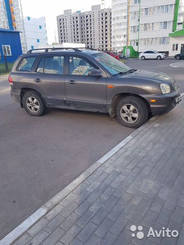 Hyundai Santa Fe, 2004  89065950585 купить 3