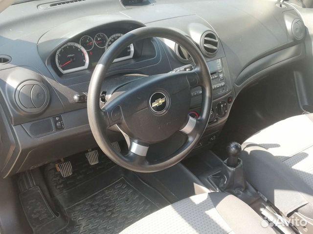 Chevrolet Aveo, 2010  89068198100 купить 8