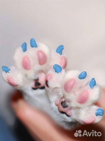 Ногти для кошечки Антицарапки