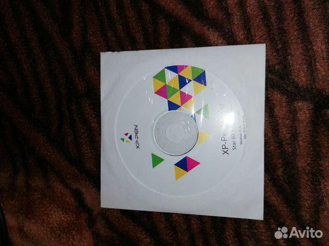 Графический планшет XP-Pen Star 03 Pro