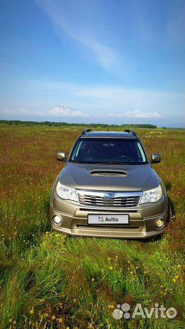 Subaru Forester, 2008  купить 1