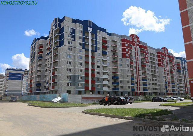 1-к квартира, 46.5 м², 6/17 эт.  89155301898 купить 2