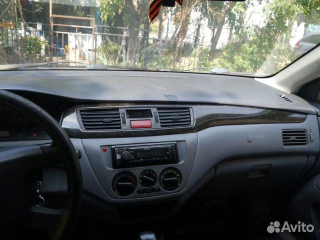 Mitsubishi Lancer, 2002  89062319629 купить 5