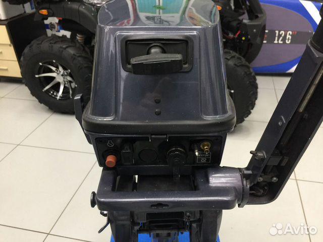 Лодочный мотор Yamaha 8 fmhs Б/У  88006002714 купить 4