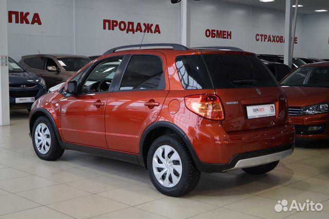 Suzuki SX4, 2012  89158531917 купить 7