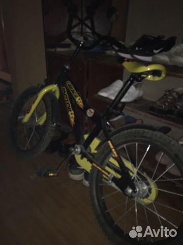 Motor Garage 20 детский велосипед  89371806321 купить 2