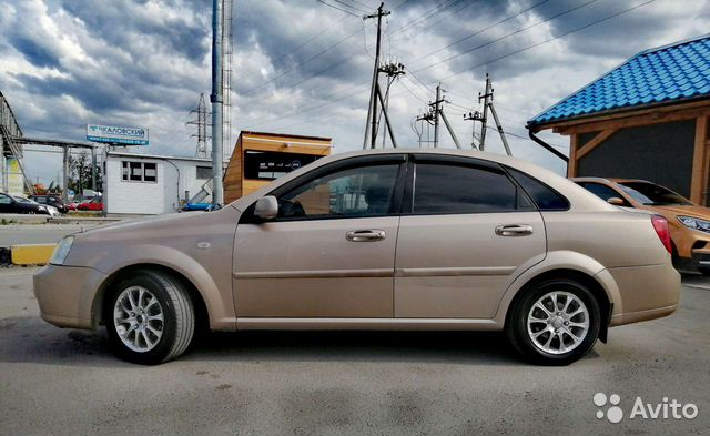 Chevrolet Lacetti, 2007  89584897868 купить 7