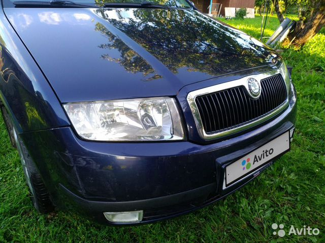 Skoda Fabia, 2001  89062243669 купить 8