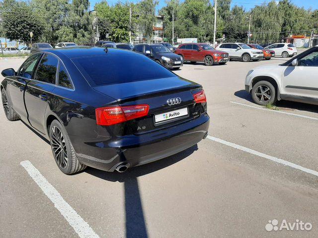 Audi A6, 2013  89537455901 купить 3