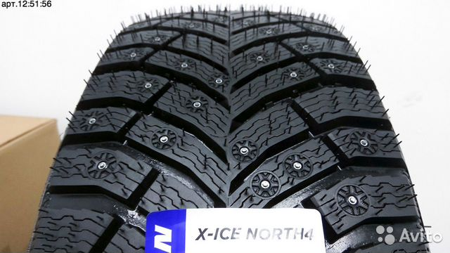 Шины зимние 305/40 R20 Michelin X-Ice North 4  89298181890 купить 2