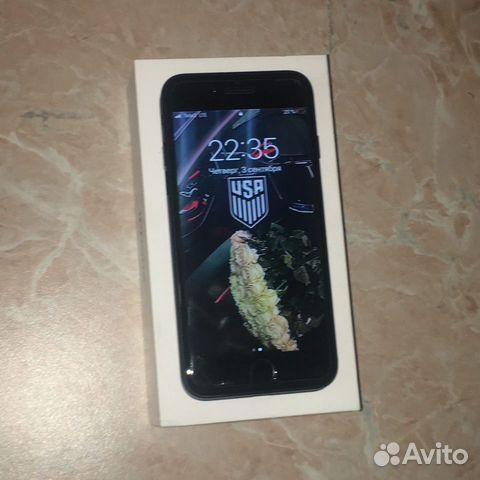 Телефон iPhone 7, Black, 32 GB