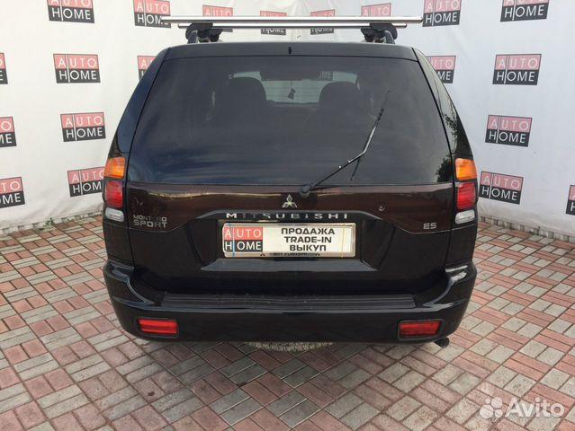 Mitsubishi Montero Sport, 2002  88126290289 купить 5