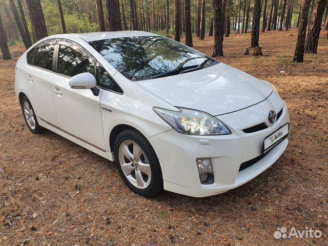 Toyota Prius, 2009  89144917377 купить 5