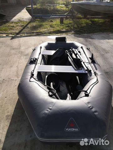 Лодка Юкона 260GT