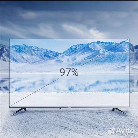 Телевизор безрамочный 40 дюймов Smart TV Skyworth  89085075350 купить 1