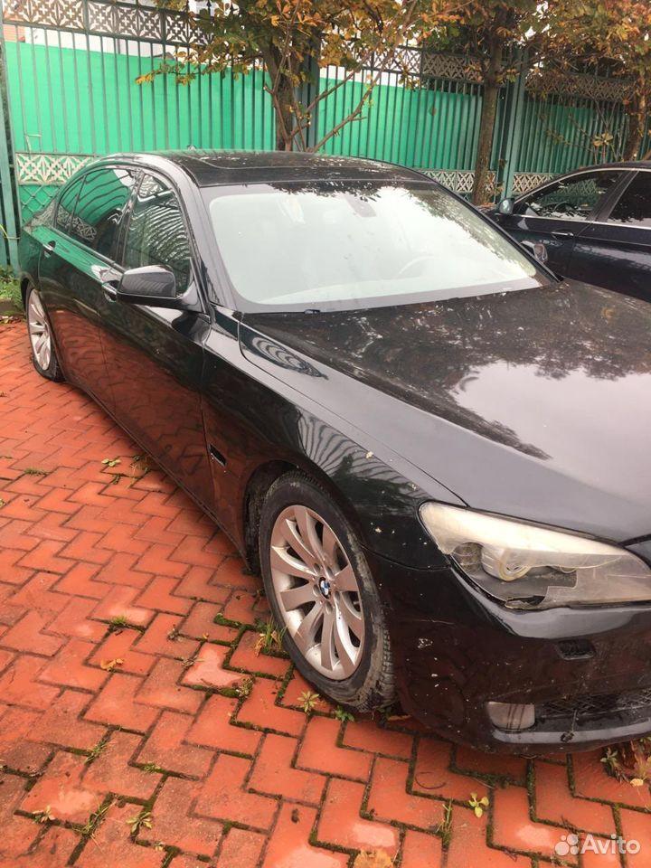 BMW 7 серия, 2009  89128107843 купить 4