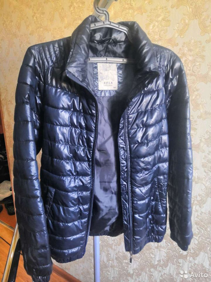 Куртка женская, демисезонная, размер М