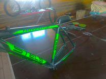 Велосипедная рама, Stels 610