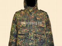 Новые теплые камуфляжные куртики с капюшёном
