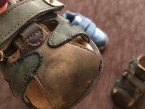 Кроссовки Адидас (сандали Тотто в подарок)