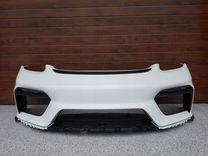 Бампер Porsche 982 Spyder GT4 Новый