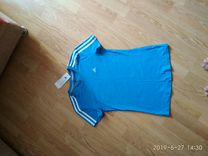 Жен.футболка adidas р.42-44