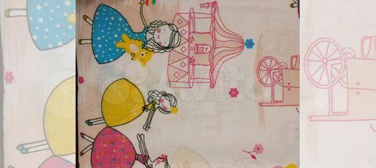 80461588ae45 Ткань польский хлопок купить в Краснодарском крае на Avito — Объявления на  сайте Авито