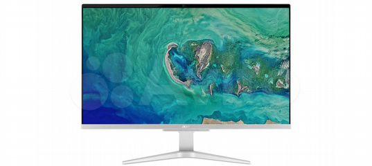 Моноблок Acer Aspire C27 купить в Москве с доставкой | Бытовая электроника | Авито