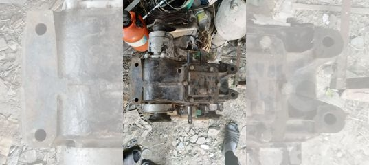 Раздаточная коробка бтр-60 для газ-66 купить в Омской области   Запчасти   Авито