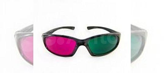 Анаглифные стерео и 3D очки купить в Пермском крае на Avito — Объявления на  сайте Авито d28747b5f9460