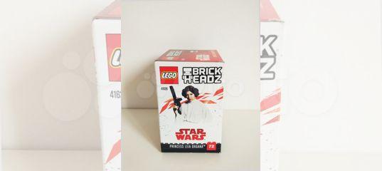 NEW Lego 41628 Brick Headz Star Wars Princess Leia Organa #72