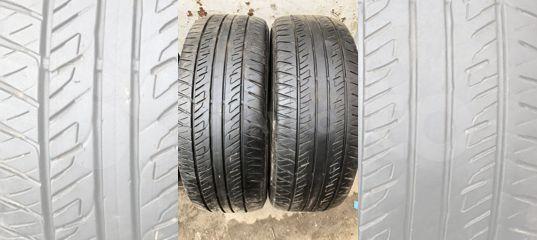 R19 235/55 Dunlop Grandtrek PT2 купить в Московской области | Запчасти | Авито