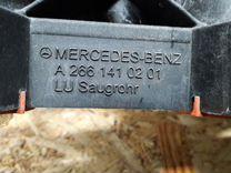 Коллектор впускной Мерседес W169 W245
