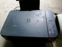 Принтер Canon pixma и Epson
