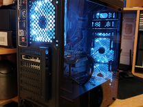 Системный блок на ryzen 5 2600 и gtx 1060