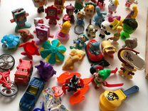 Игрушки из киндера