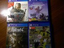 PS4-игры