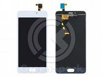 Дисплей для Meizu M3s mini +тач белый