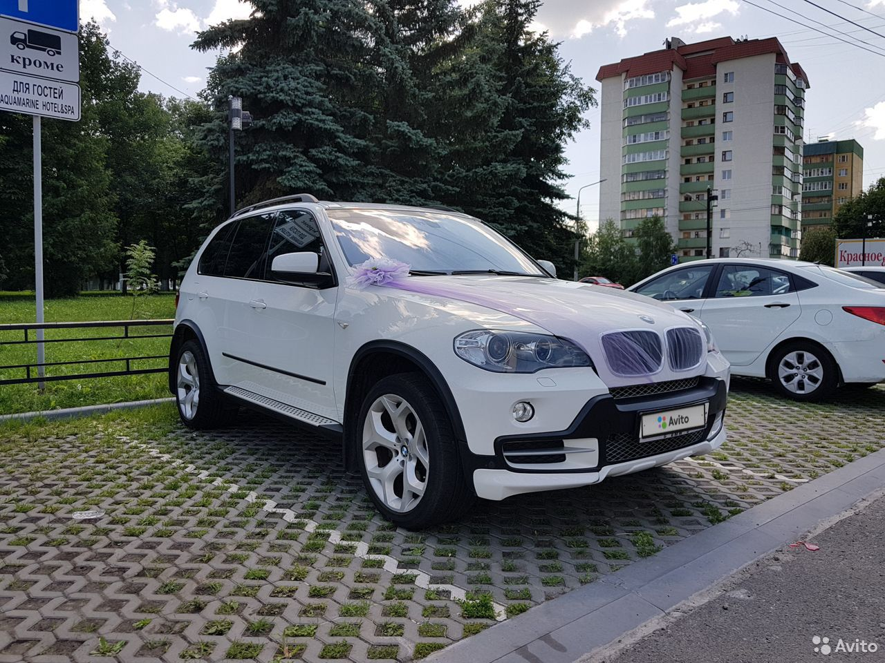 BMW X5, 2007  89066891748 купить 1