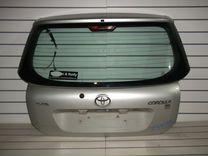Крышка багажника Toyota Corolla E12 E120 хетчбек