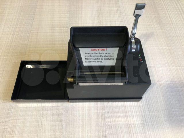 Электро машинки для набивки сигарет купить в москве купить сигареты дьюти фри в белгороде